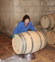 beatrice in our historical cellars