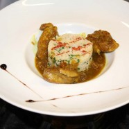Recipe for quail supreme with raisins