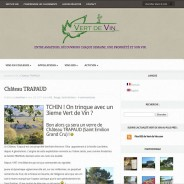 Vert de Vin: The blog for discovering wineries